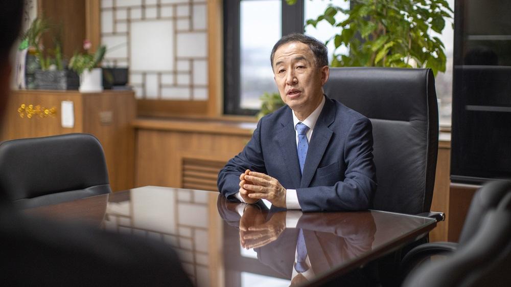 <사진> 김사열 국가균형발전위원장