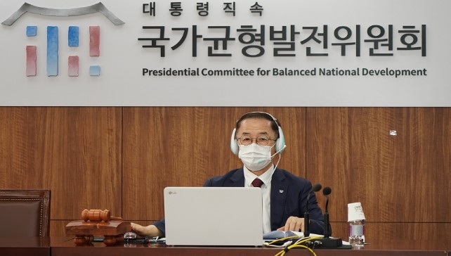 김사열 위원장 사진